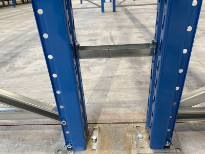 Abstandshalter / Rahmenverbinder Länge 200mm