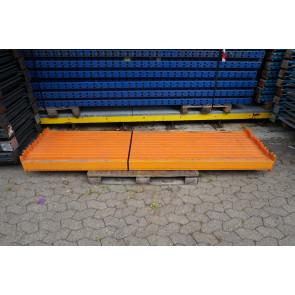 Vogelsang Traverse ( Profil 90x40mm ) Länge 2.700mm / 1.200mm / orange lackiert